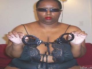 black bbw mistress